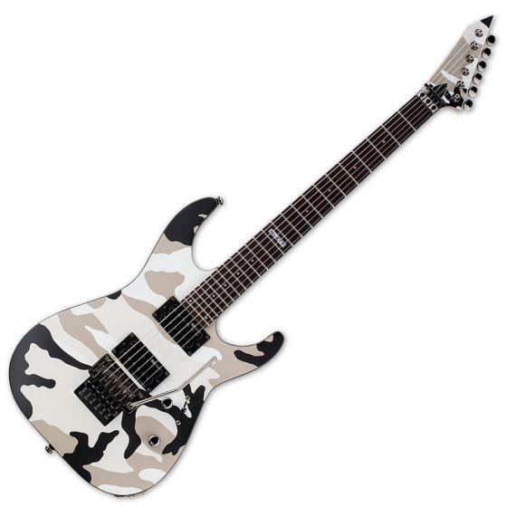 ESP LTD M-200 Electric Guitar in Black Desert Camo LM200BLKDC