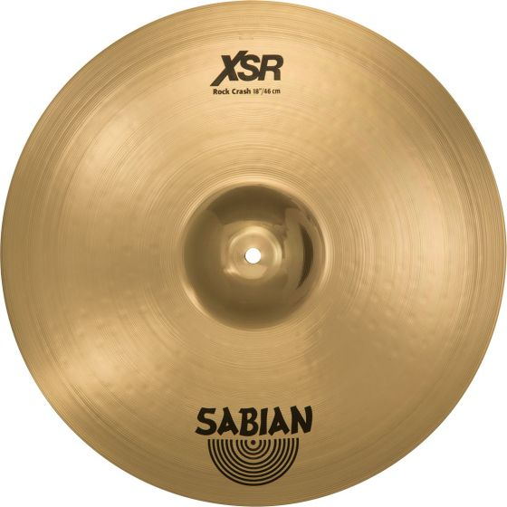 "Sabian XSR 18"" Rock Crash XSR1809B"