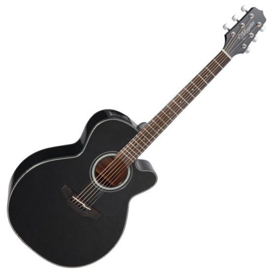 Takamine GN30CE-BLK Acoustic Electric Guitar Black B-Stock TAKGN30CEBLK.B