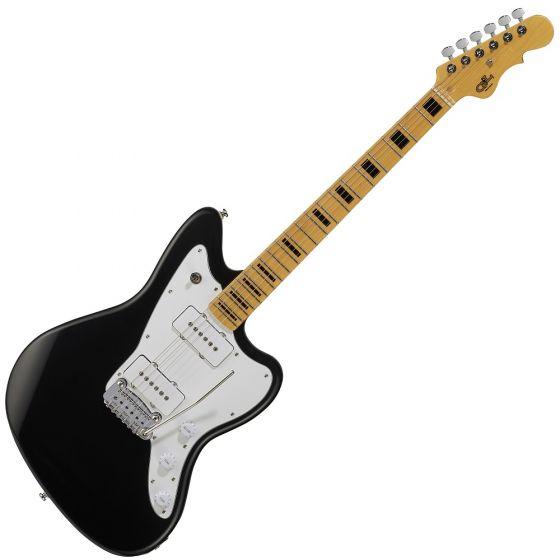 G&L Tribute Doheny Guitar in Jet Black TI-DOH-JB