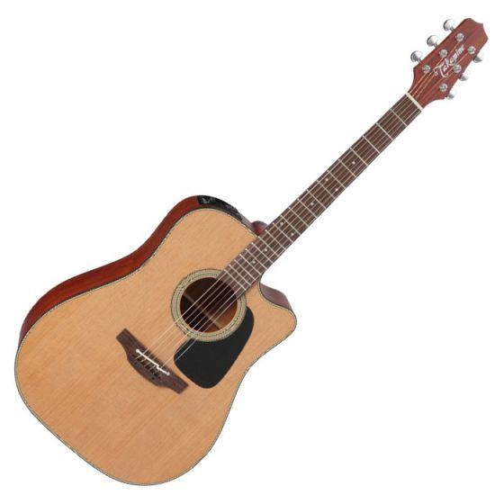 Takamine P1DC Pro Series 1 Cutaway Acoustic Guitar in Satin Finish B Stock TAKP1DC.B