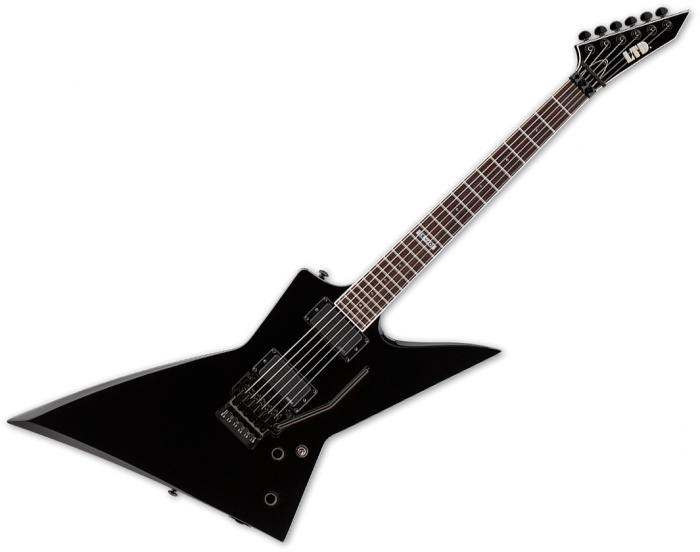 ESP LTD EX-401FR Electric Guitar Black LEX401FRBLK