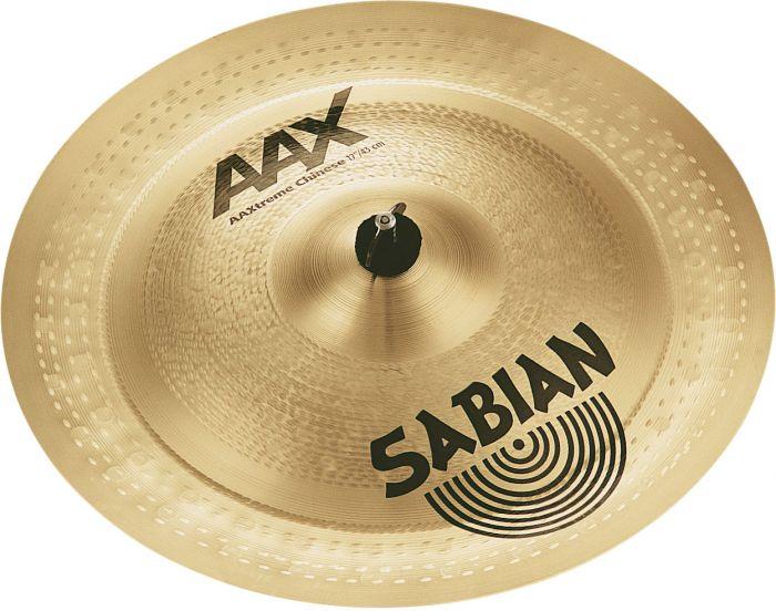 "Sabian 17"" AAX X-Treme Chinese Brilliant Finish 21786XB"