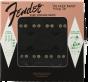 Fender Pure Vintage 74 Jazz Bass Pickup Set - Black 0992243000