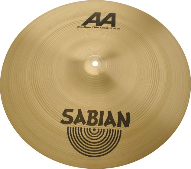 "Sabian 18"" AA M T Crash 21807"
