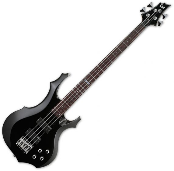 ESP LTD F-104 Bass in Black LF104BLK