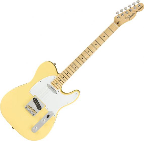 Fender American Performer Telecaster Electric Guitar in Vintage White 0115112341