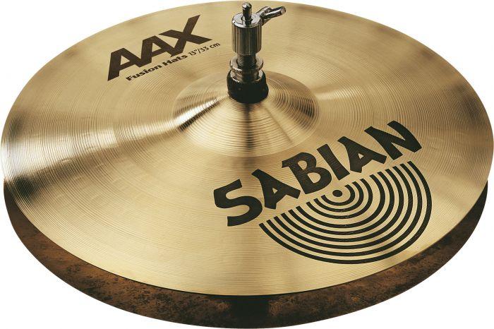 """Sabian 13"""" AAX Fusion Hats 21350X"""