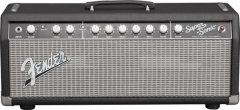 Fender Super-Sonic 22 Head Tube Amp Black/Silver 2161000000