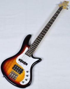 Schecter Stiletto Vintage-4 Electric Bass 3-Tone Sunburst B-Stock SCHECTER2524.B