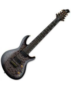 ESP LTD Javier Reyes JR-608 Electric Guitar Faded Blue Sunburst LJR608QMFBSBF