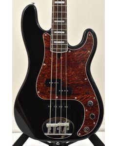 Lakland Skyline Series 44-64 Custom PJ Electric Bass Black S44-64 Custom BLK