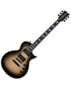 ESP LTD EC-1000T Electric Guitar Black Natural Burst LEC1000TFMBLKNB