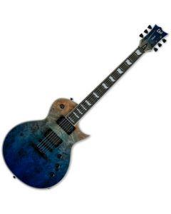 ESP LTD EC-1000 Electric Guitar Blue Natural Fade LEC1000BPBLUNFD