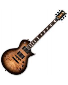 ESP LTD EC-1000 Electric Guitar Black Natural Burst LEC1000BPBLKNB