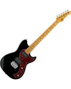 G&L Tribute Fallout Electric Guitar Gloss Black TI-FAL-130R01M43