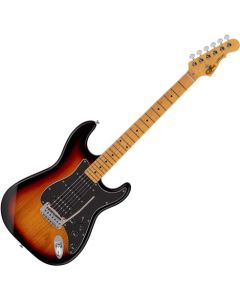 G&L Tribute Legacy HSS Electric Guitar 3-Tone Sunburst TI-LGY-222R20M23