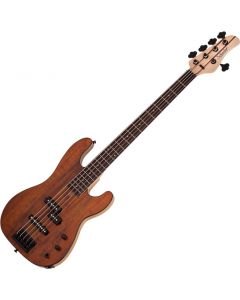 Schecter Michael Anthony MA-5 5 String Electric Bass Gloss Natural SCHECTER452