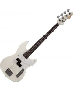 Schecter Banshee Electric Bass Olympic White SCHECTER1442