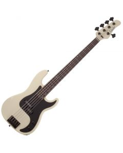 Schecter P-5 Electric Bass in Ivory SCHECTER2922