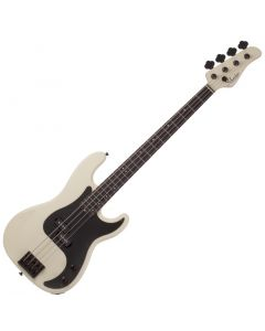 Schecter P-4 Electric Bass in Ivory SCHECTER2920