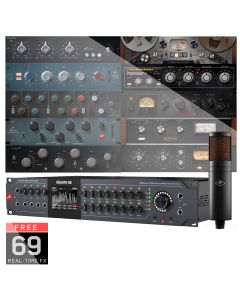 Antelope Audio Goliath HD Gen 3 Audio Interface + Edge Duo sku number Goliath HD Gen 3 + Edge Duo