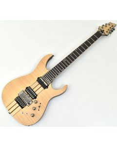 Schecter Banshee Elite-7 FR S Electric Guitar Gloss Natural B-Stock sku number SCHECTER1253.B
