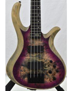 Schecter Riot-4 Electric Bass Satin Aurora Burst B-Stock sku number SCHECTER1450.B
