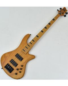Schecter Session Stiletto-4 Electric Bass Aged Natural Satin B-Stock SCHECTER2850.B