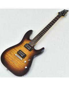 Schecter C-6 Plus Electric Guitar Vintage Sunburst B-Stock SCHECTER444.B