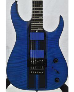 Schecter Banshee GT FR Electric Guitar Satin Trans Blue B-Stock No. 2 SCHECTER1520.B 2