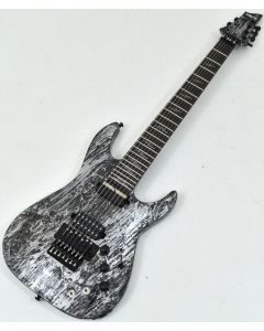 Schecter C-7 FR S Silver Mountain Electric Guitar B-Stock sku number SCHECTER1463.B