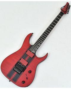 Schecter Banshee GT FR Electric Guitar Satin Trans Red B-Stock 0560 SCHECTER1523.B 0560