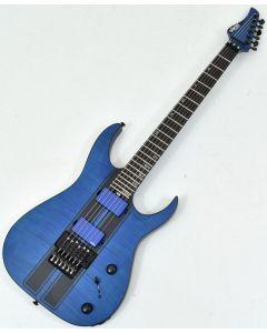 Schecter Banshee GT FR Electric Guitar Satin Trans Blue B-Stock 2548 SCHECTER1520.B 2548