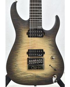 Schecter Banshee Mach-7 Evertune Electric Guitar Ember Burst B-Stock 1225 SCHECTER1427.B 1225