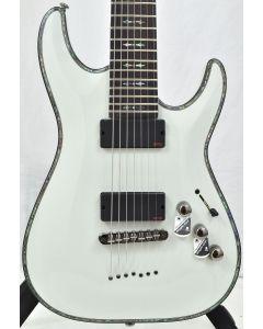 Schecter Hellraiser C-7 Electric Guitar Gloss White B-Stock 1495 SCHECTER1810.B 1495