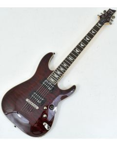 Schecter Omen Extreme-6 Electric Guitar Black Cherry B-Stock 0028 SCHECTER2004.B 0028