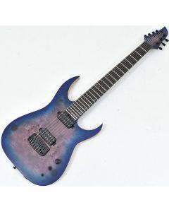 Schecter Keith Merrow KM-7 MK-III Artist Electric Guitar Blue Crimson B-Stock 0355 SCHECTER303.B 0355