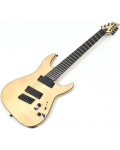 Schecter C-7 Multiscale SLS Elite Electric Guitar Gloss Natural B-Stock 1484 SCHECTER1366.B 1484