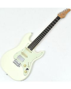 Schecter Nick Johnston Traditional HSS Electric Guitar Atomic Snow B-Stock 1010 SCHECTER1541.B 1010
