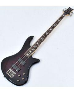 Schecter Stiletto Extreme-4 Electric Bass Black Cherry B-Stock 1549 SCHECTER2500.B 1549