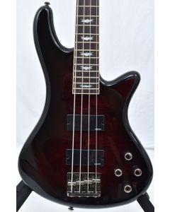 Schecter Stiletto Extreme-4 Electric Bass Black Cherry B-Stock 0406 SCHECTER2500.B 0406