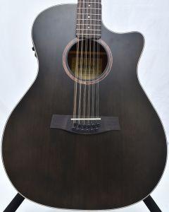 Schecter Orleans Studio-12 Acoustic Guitar Satin See Thru Black B-Stock 9350 SCHECTER3714.B 9350