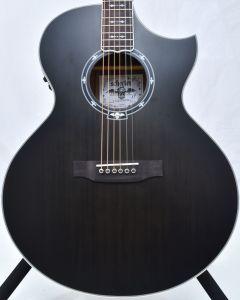 Schecter Synyster Gates SYN GA SC Acoustic Electric Guitar Trans Black Burst Satin B-Stock 2082 SCHECTER3701.B 2082