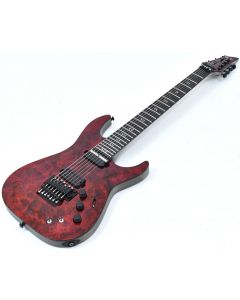 Schecter C-7 FR-S Apocalypse Electric Guitar Red Reign B-Stock 1578 sku number SCHECTER3058.B 1578