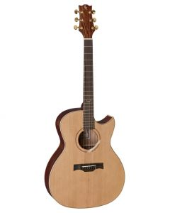 Baton Rouge X6C/AC-AF Auditorium Florentine Cutaway Guitar sku number 151901