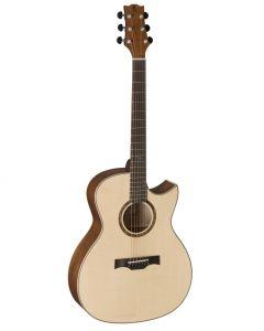 Baton Rouge X2S/AC-PG Auditorium Florentine Cutaway Guitar sku number 151902