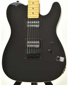 Schecter PT Electric Guitar in Gloss Black B-Stock 0290 sku number SCHECTER2140.B 0290