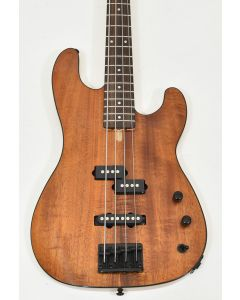 Schecter Michael Anthony MA-4 Koa Electric Bass Prototype 0637 sku number SCHECTER2120.B 0637