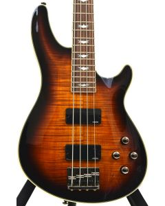Schecter Omen Extreme-4 Electric Bass Vintage Sunburst B-Stock 0187 sku number SCHECTER2048.B 0187